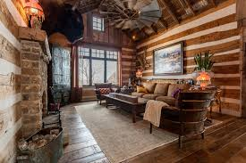 Livingroom Bar by Home Of The Week Bar Triangle Ranch U2013 Best In American Living