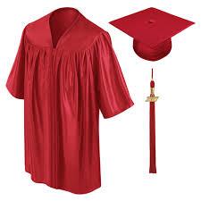 cap and gown for graduation kindergarten cap gown tassel gradshop