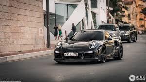 porsche 911 stinger porsche topcar 991 turbo s mkii stinger gtr 23 july 2017