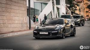 porsche gtr 3 porsche topcar 991 turbo s mkii stinger gtr 23 liepos 2017