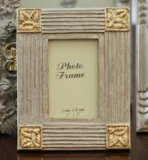 transform old frames furniture with spray paint and gold leaf diy