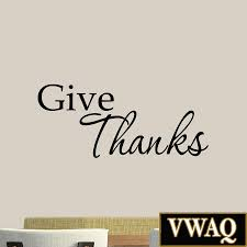 give thanks decal wall art quote inspirational decals family addthis sharing sidebar