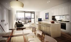 open floor plan apartment home design