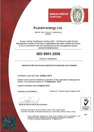 bureau veritas russia pumori energy ltd quality management system