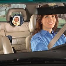 siège auto bébé dos à la route miroir pour siège arrière easy view mam advisor