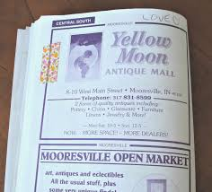 patty antle u0027s prettys indiana antique guide yellow moon antique mall