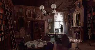 schwalmtopia h p lovecraft at home