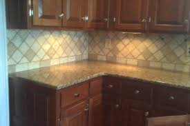 backsplashes for kitchens with granite countertops black granite countertops with tile backsplash home design ideas