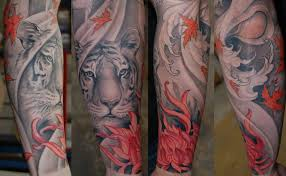 tiger arm ideas for design idea for and