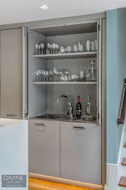 Storage Ideas For Kitchens Built In Wine Storage Ideas For Your Kitchen