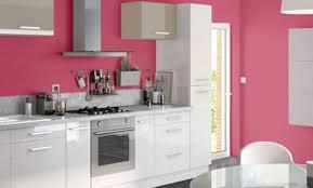 mur cuisine framboise cuisine blanche mur framboise gallery of cuisine mur de brique