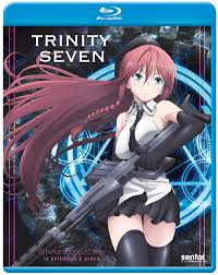trinity seven blu ray complete 814131015686 52 99 one stop