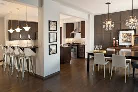 stained wood panels paneling mode edmonton contemporary kitchen inspiration with dark