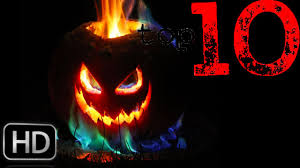 top 10 scariest and most awesome halloween pumpkin youtube
