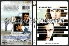 the letter dvd cover dvd covers u0026 labels by customaniacs id