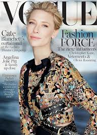 aussie 2015 hair styles and colours cate blanchett covers vogue australia december 2015