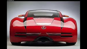 lexus minority report sports car tom cruise lexus 2054 ev youtube