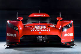 nissan u0027s revolutionary gt r lm nismo racer set to take center
