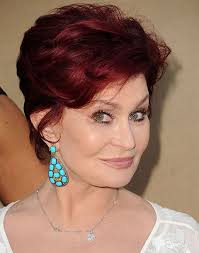back view of sharon osbourne haircut 50 modern hairstyles for women over 50 hairstyle insider