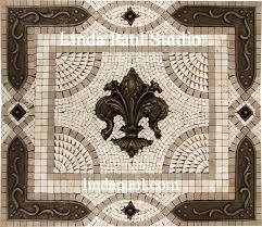 kitchen backsplash medallion tile medallions for backsplash how to install tiles ceramic tile