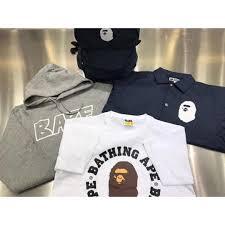 bag new year a bathing ape new year bag 2017 bape size m xl men s fashion
