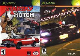 Starsky And Hutch The Game Original Xbox Softmod Kit Games That Update Xbox To Dashboard 5960