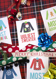 Christmas Sweater Party Ideas - 18 ugly christmas sweater party ideas tip junkie