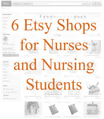 6 etsy shops for nurses u0026 nursing students roseman nursing