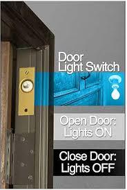 Closet Door Switch Automatic Cupboard Light Switch Closet Lighting Home Depot