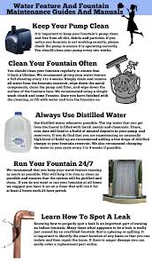 Indoor Standing Water Fountains by Indoor And Outdoor Water Fall Fountain Maintenance