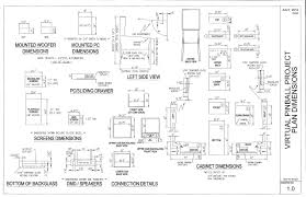 fabulous how to build kitchen cabinets plans including diy the