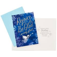 rejoice and be glad christmas cards box of 12 boxed cards