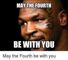 May The Fourth Be With You Meme - may the fourth be with you funny meme on me me