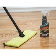 wood and finitec cleaning kit for wood and laminate floors