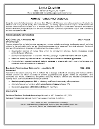 Resume Qualifications Example by Administrative Skills For Resume Free Resume Example And Writing