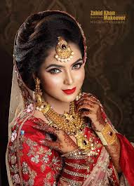 Would You Pay Rs180 000 For Your Bridal Makeover Style Images Zahid Khan Makeup Makeupink Co