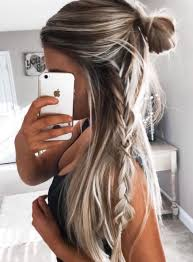 easy hairstyles not braids 68 best beautiful long hair images on pinterest cute hairstyles