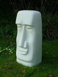 easter island heads for gardens home design ideas and pictures