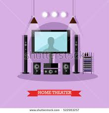 Home Interior Vector by Smart Home Infographic Concept Vector Illustration Stock Vector