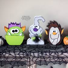 wood creations halloween crafts are here