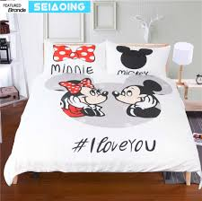 Minnie Mouse Bedding Canada by Mickey And Minnie Bedding Vnproweb Decoration