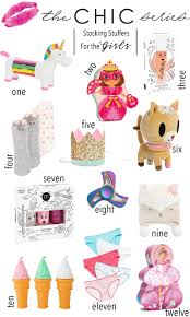 stocking stuffers for adults the chic series stocking stuffer ideas for toddlers