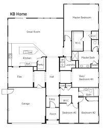 Duggar Family Home Floor Plan by Kb Homes 2007 Floor Plans Carpets Rugs And Floors Decoration