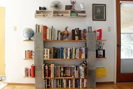 Small Bedroom Bookshelf Apartment Bedroom Modern Smart Storage Solution White Apartment