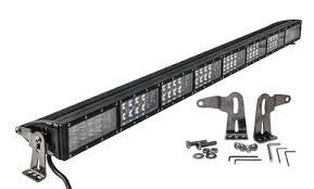 high output led lights ho 480w 50 oz usa ho series high output double row led light bar