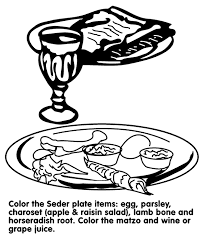 seder coloring pages 28 images seder plate coloring pages www
