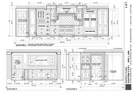 Kitchen Design Drawings Construction Plans Kitchen Design Studio