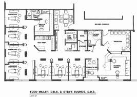 interior office furniture floor plan in exquisite office