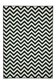 Chevron Runner Rug Black And White Chevron Runner Rug Tapinfluence Co