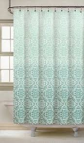 Shower Curtains With Writing Design Teal Colored Shower Curtains Excellent Inspiration